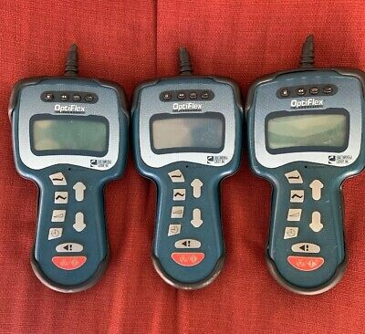 Lot of (3) Optiflex CPM, Hand Control Remotes,  Without Wires!