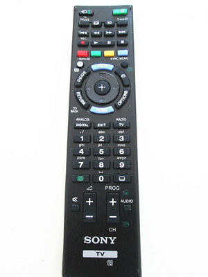 Genuine Sony Remote Replace Rmgd008 Rm-Gd008 Kdl40Z5500 Kdl46Z5500 Kdl52Z5500