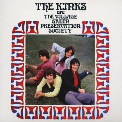 Kinks - The Village Green Preservation Society - Kinks CD 50VG The Cheap Fast