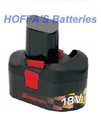 18v CTB3185 SNAP ON BATTERIES REBUILDERS REBUILT BY THE BEST ON THE NET