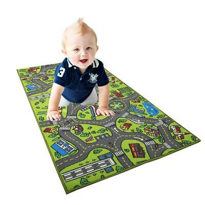 Childrens Play Mats Baby Kids Rug City Life Carpet Traffic Safety Education Pad