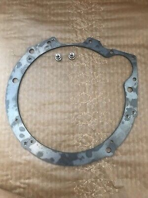 RX8 GEARBOX CONVERSION Plate To Focus ST225/Volvo T5 5