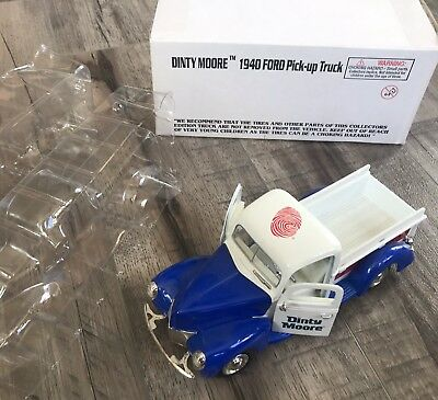 DINTY MOORE 1940 FORD F-150 DIE CAST PICK-UP TRUCK New In Box MAISTO PROMO