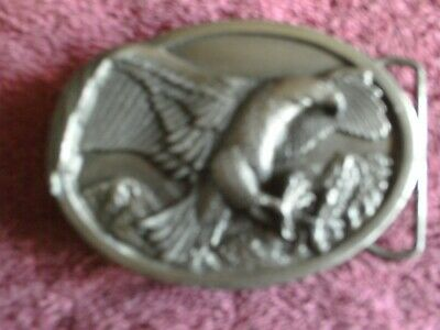 Siskiyou Collector Belt Buckle Made In Asland, Oregon Usa
