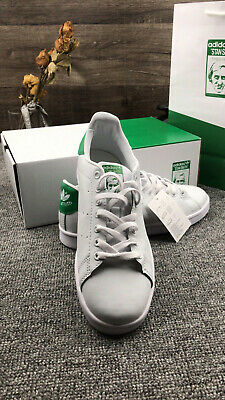 2019 Uomo / Donna Clover Neutra Smith STAN SMITH TRAINERS Bianco