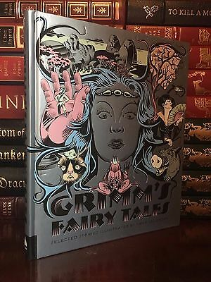 Grimms Fairy Tales Reimagined Illustrated by Yann Legendre New Deluxe Hardback