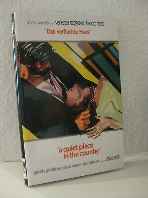 A QUIET PLACE IN THE COUNTRY *LARGE HARDBOX X-Rated #336 BluRay Uncut GIALLO 44