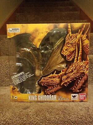 2012 King Ghidorah S.H. MonsterArts BANDAI