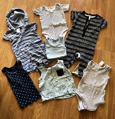 Size 0 Baby Boys Clothes Bulk Lot