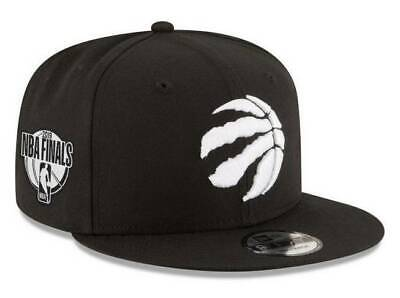 Official 2019 NBA Finals Toronto Raptors New Era 9FIFTY Snapback Hat