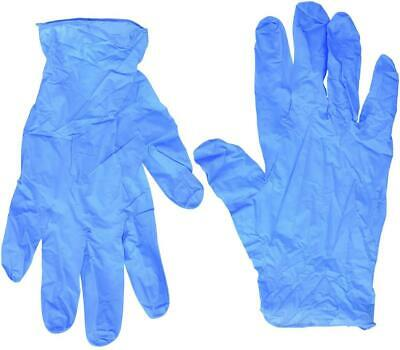 Semperguard Blue Nitrile Disposable Gloves Powder Free Textured 4 Mil...