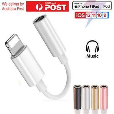 AUX 3.5mm Headphone Jack Adapter for iPhone 7/8/X/XS/XR Lightning to Audio Cable