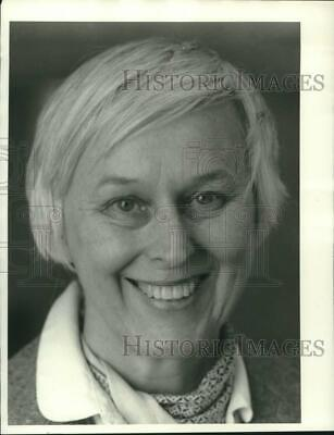 1986 Press Photo Ann Sellers, Doll House Place Owner of Syracuse - sya11635