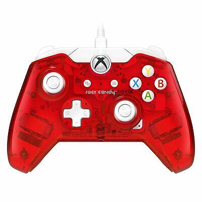 Rock Candy Wired Controller - Stormin Cherry (Xbox One, PC)