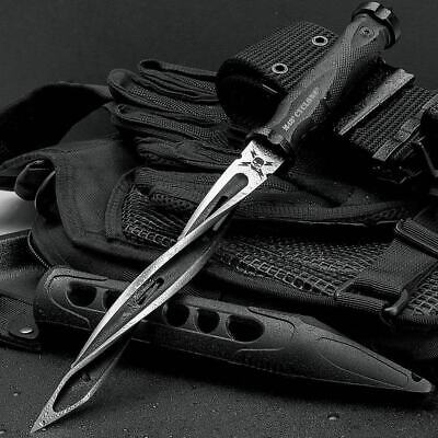 """14"""" M48 CYCLONE DAGGER Tactical Combat FIXED BLADE KNIFE Bowie w/ SHEATH"""