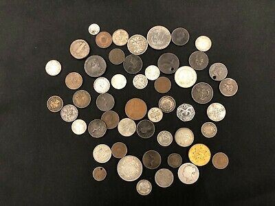 0.5 KG of RARE and HIGHLY COLLECTABLE World and SILVER coins  - Lot 605