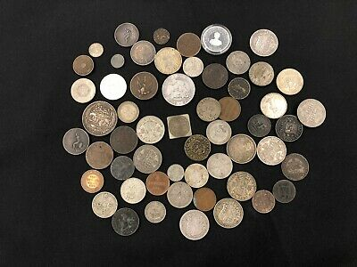 0.5 KG of RARE and HIGHLY COLLECTABLE World and SILVER coins  - Lot 607