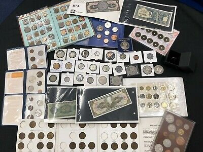 Bulk Lot - Collectable Coin Sets    - Lot 610