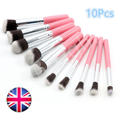 Eyeshadow Eyebrow Brushes Professional Make up Brush Set Foundation Face Brush