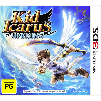 Kid Icarus Uprising 3D preowned - Nintendo 3DS - PREOWNED