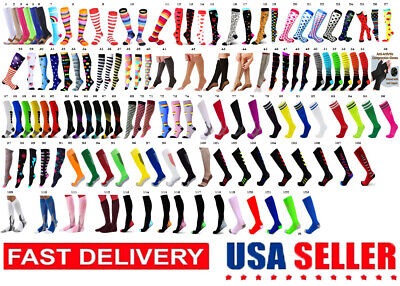 Mr Komfort Compression Socks Women Men Running Medical 20-30 mmHG Size S-L lot