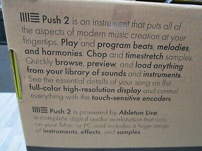 Ableton Push 2 Controller  new