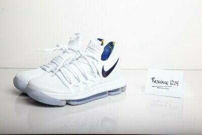 b305dcf855 ... KD 11 GS Kevin Durant 'Warriors Blue' AH3465-900 Basketball Shoes.