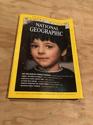 THE NATIONAL GEOGRAPHIC MAGAZINE. Vol 145 No 4 <<APRIL 1974  #62