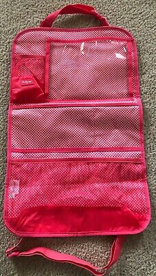 Thirty One 31 Hot Pink Hang Up Activity Home Organize Car Office