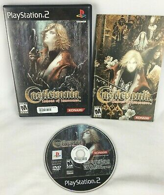 Castlevania: Lament of Innocence (Sony PlayStation 2, 2003) PS2 Complete