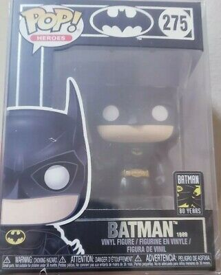 Funko Pop! Heroes Batman #275 - 1st Appearance 80 Years