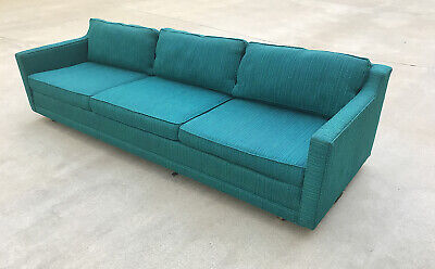 Gorgeous Mid Century Modern Danish Sofa From Selig