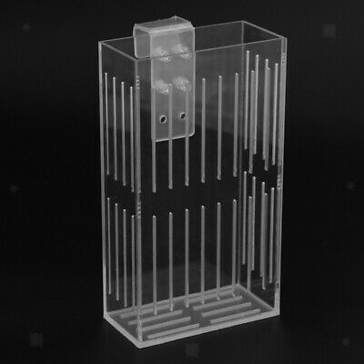 S Fish Tank Hatchery Incubator Box Acrylic Isolation Divider Hatching Box