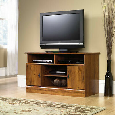 Tv Stand 70 Inch Flat Screen Console Entertainment Media Center Wood