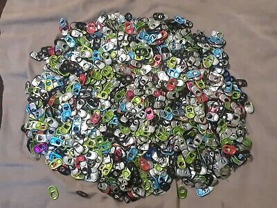 Monster Energy Can Tabs - Lot of 200 Tabs - Free Shipping!