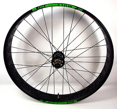 "Sun Ringle MULEFUT 80SL V2 Fat Bike Rim Tubeless Ready 80mm 26/"" NEW VERSION"