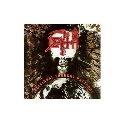 Death - Individual Thought Patterns - Death CD X3VG The Cheap Fast Free Post The