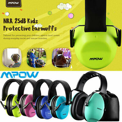 MPOW Kids Ear Muffs Defenders Noise Reduction Ear Protection for Infant Boy Girl