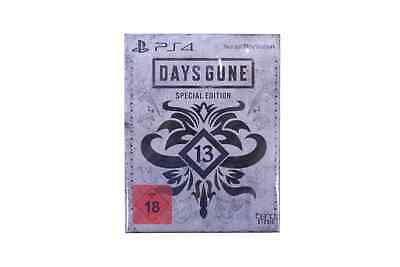 Days Gone Special Edition PS4 Neuware
