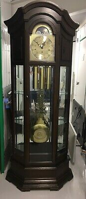 Howard Miller Majestic 1 Curio Grandfather Clock