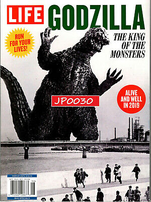 LIFE Special 2019, Godzilla, The King Of The Monsters, New/Sealed