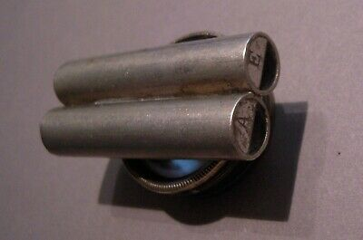 Antique 4 Multi-Chamber chime whistle - Rare