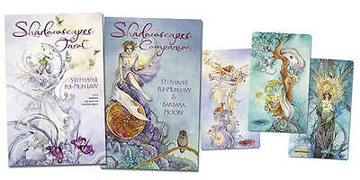 Shadowscapes Tarot by Law, Stephanie Pui-Mun|Moore, Barbara (Kit book, 2010)