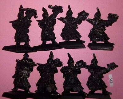 DARK ELF EXECUTIONERS Command Standard Musician METAL Aelves