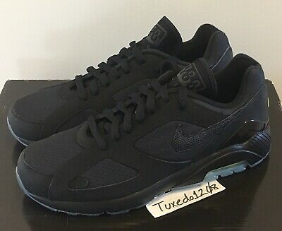 05b4c36887 NIKE AIR MAX 90 Night Ops Black/Black-Volt AQ6101 001 Men's Size ...