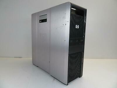 HP WORKSTATION Z600 2x Xeon X5675 Six Core 3 06GHz 48GB DDR3