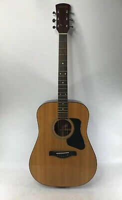 * Madeira A-9 Acoustic Guitar By Guild For Parts or Repair