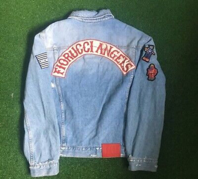 Fiorucci Angel men's denim jacket XL