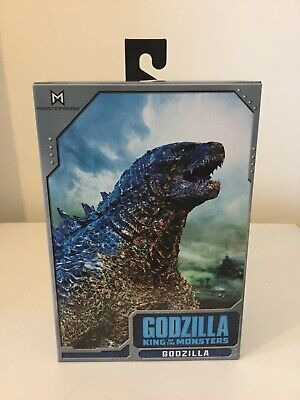 """Godzilla 12"""" King Of The Monsters Movie Action Figure NECA"""