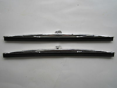 Nos Anco Wiper Blades For 1955-1956-1957 Chevy And Gmc Pickup Trucks